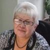 людмила, 61, г.Сосногорск