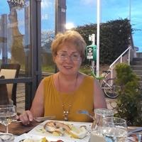 Лидия, 66 лет, Овен, Москва